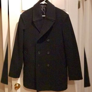 Ralph Lauren Men's Pea Coat
